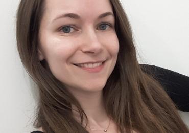Professionelle DaF -Trainerin Eva Maria gibt Deutschunterricht in Wien
