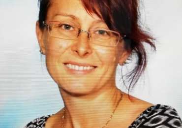 DaF-Dozentin Maria unterricht im Online Sprachkurs Deutsch