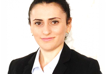 Tutor Anush offers English private tutoring in Vienna