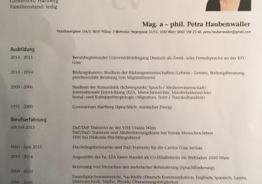 Nimm Deutsch-Kurse bei erfahrenen Lehrerin Petra in Pöllau bei Hartberg