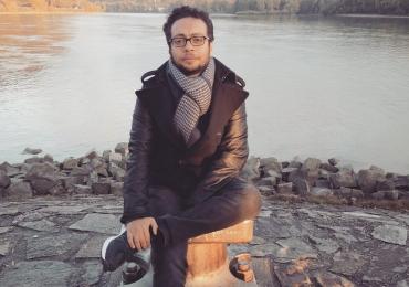 Arabisch lernen mit Designer und Künstler Ramy in Linz