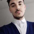 Muttersprachler Francesco gibt Italienisch Nachhilfeunterricht in Wien