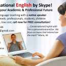 Get English lessons at all levels in Graz with professional teacher Timothy